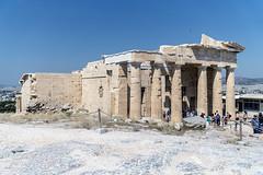 Propylaeum (Maciej Dusiciel) Tags: architecture architectural ancient acropolis athens greece building travel europe world sony alpha