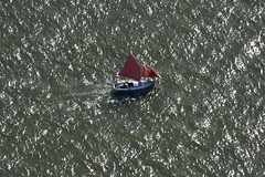 Solitary (John D Fielding) Tags: sailing northsea boat sail singlehanded solo above aerial nikon d810 hires highresolution hirez highdefinition hidef britainfromtheair britainfromabove skyview aerialimage aerialphotography aerialimagesuk aerialview drone viewfromplane aerialengland britain johnfieldingaerialimages fullformat johnfieldingaerialimage johnfielding fromtheair fromthesky flyingover fullframe