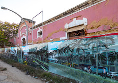 Old portuguese colonial warehouse turned into a brand new housing development, Benguela Province, Lobito, Angola (Eric Lafforgue) Tags: advertisement africa angola angola180655 architecture billboard building buildingexterior business city colonial colonialhouse colourimage commercialactivity day developingcountries development dilapidated exterior facade forsale horizontal house housingdevelopment lobito luxury nopeople outdoors photography portuguese portuguesecolony realesate residentialdistrict selling socialissues tourism traditionallyportuguese traveldestinations warehouse waterfront