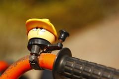 Bel (matthijs.vandervaart) Tags: fiets bike wheel wiel bel bell stuur band fietsbel 100bicycles