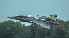 SAAB JAS-39C Gripen (kamil_olszowy) Tags: saab jas39c gripen czech air force solo display team 211 letka epra radom show 2018 9234 fighter jet