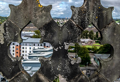 Paisley (MC Snapper78) Tags: scotland nikond3300 rooftop paisley paisleyabbey renfrewshire architecture marilynconnor