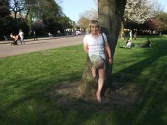 Glimpse Of Leg (rachel cole 121) Tags: tv trandsvestite transgendered tgirl crossdresser cd