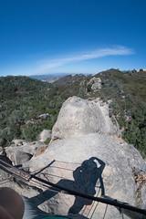 Sacred Mountain (tourtrophy) Tags: rockcity sentinelrock mountdiablo mtdiablostatepark sonya6300 samyange8mmf28fisheye