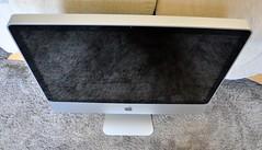 "2009 iMac 24"" (Martin Pettitt) Tags: 2018 allinone apple burystedmunds computer dslr harddrive imac indoor july macintosh nikond90 replacement suffolk summer uk"