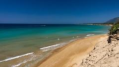 Issos Beach, Corfu (andbog) Tags: sony alpha ilce a6000 sonya6000 emount mirrorless csc sonya oss sel selp1650 1650mm sonyα sony⍺6000 sonyilce6000 sonyalpha6000 sonyalpha ⍺6000 ilce6000 apsc widescreen panorama grecia greece greek gr ελλάδα natura nature spiaggia beach coast shoreline battigia sea mare mediterranean mediterraneo overlook summer estate landscape paesaggio seascape paralia corfù costa ioniansea marionio kerkyra κέρκυρα sand dunes dune sabbia ίσσοσ issos ionianislands eλλάδα 169 16x9