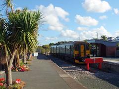150202 Newquay (9) (Marky7890) Tags: gwr 150202 class150 sprinter 2n09 newquay railway cornwall atlanticcoastline train