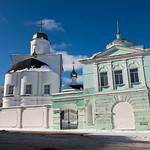 Вознесенский женский монастырь в Смоленске thumbnail