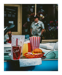 Don't touch my lunch (ashtennisguru) Tags: portrait xt10 landscape street people retro outdoor 35mm fujifilm colour contrast candid travel streetphotography texture fuji fujix vintage city europe uk detail