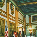 Newark  Ohio - Licking County Courthouse - Interior thumbnail
