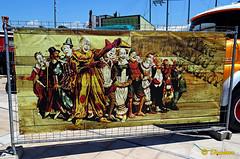 Circo Raluy (Domènec Ventosa) Tags: circo raluy cataluña función valla espectáculo circus catalonia function fence show