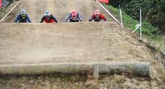 HSBC UK National 4X Series Round 6 2018, Falmouth, Cornwall, ENGLAND, UK. (britishcycling.org.uk photos) Tags: 2018 4cross 4x world bike champions championships cornwall dirt downhill elite falmouth junior men mountain mtb national series track uci women