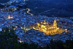 Jaen Blues (hapulcu) Tags: andalucia andalucie andalusia espagne espanha españa ispanya jaen spagna spain winter
