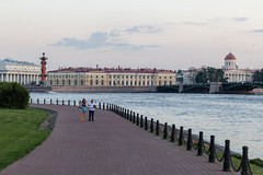 Island for two - Остров для двоих (Valery Parshin) Tags: russia saintpetersburg canoneos70d canonefs55250mmf456isstm river water neva evening ngc stpetersburg summer