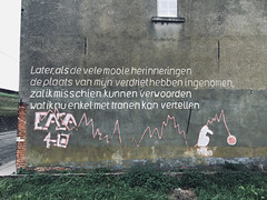 UE Doel 2018-21 (gabrielgs) Tags: doel verlaten verlatendorp belgie abandonedvillage ghosttown spookstad abandoned abandon abandonedplace urbanexploring urbex urbanexploration urbaineexplorers decay vergeten explorationurbaine graffiti vervallen