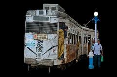 India - West Bengal - Kolkata - Tram - 59d (asienman) Tags: india westbengal kolkata kolkatatram asienmanphotography asienmanphotoart