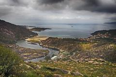 MIRADOR DO ÉZARO (Antonio Sabin) Tags: ézaro galicia olympus om10markii paisaje río cascada mar paraíso