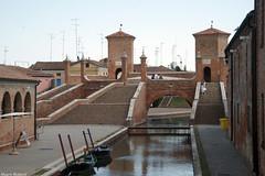 Comacchio_Trepponti (Mauro Bettarel) Tags: comacchio romagna città bellezza vacanze