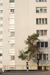 minimalism (olgabrezhneva) Tags: city architecture cityarchitecture outdoor minimalism aerial minsk autumn motherland belarus winter summer