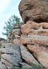Terelj Mountain Outcrop (peterkelly) Tags: digital gadventures transmongolianadventure asia canon 6d mongolia rocky rock tree outcrop lichen tereljmountains tereljnationalpark gercamp