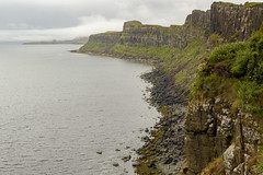 Sea cliffs (Mark at Magdalen) Tags: scotland habitat geographygeology skye seacliff location europe marine britishisles culnacnoc unitedkingdom gb