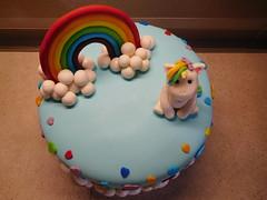 Rainbow Cake (dolciefantasia) Tags: biscotti cake cakedesign cakepops compleanno cupcake decorazione dolci dolciefantasia fantasia festa minicake pastadizucchero rainbowcake torta