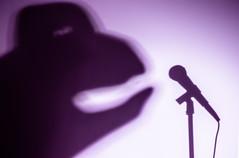 Have you got the X FACTOR (ashhayling) Tags: x factor xfactor karaoke singing microphone mic amp band sing song touring music artist frog shadow