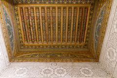 2018-4676 (storvandre) Tags: morocco marocco africa trip storvandre marrakech historic history casbah ksar bahia kasbah palace mosaic art