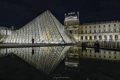 Lost (rajaramki) Tags: paris louvremuseum louvre