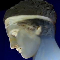 Portrait- Retrato (COLINA PACO) Tags: portrait retrato ritratto sculpture escultura efebo photoshop photomanipulation fotomanipulación franciscocolina cabeza head