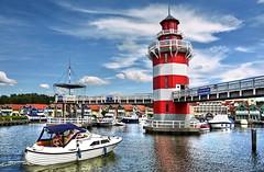 Marina Rheinsberg (Frank-2.0) Tags: dsc00467 boot boote ship schiff schiffe hafen leuchtturm