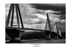 #Bridge Rio - Antirio (v.stergiopoulos) Tags: canon canongreece greece travellers αντίρριο γέφυρα ελλάδα ρίο