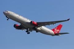 A330 G-VNYC London Heathrow 13.09.18 (jonf45 - 4 million views -Thank you) Tags: a330 london heathrow airport egll lhr airliner civil aircraft jet plane flight aviation virgin atlantic airways airbus a330343e gvnyc