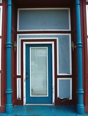 Entrance Portal (jHc__johart) Tags: door portal doorway kansas springhillks