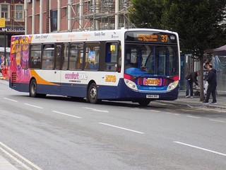 Stagecoach North East 27179 (SN64 OKE)