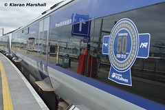 3019 at Connolly, 2/8/18 (hurricanemk1c) Tags: railways railway train trains irish rail irishrail iarnród éireann iarnródéireann 2018 northernirelandrailways nir caf class3000 c3k 1120dublinconnollybelfastcentral 3019 dublin connolly