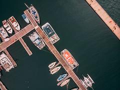 DJI_0172 (tom_acton) Tags: plymouth devon turnchapel mayflower mayflowermarina sea water boats mountbatten ocean