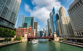 A River Runs Through it - Chicago