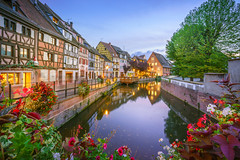Colmar, France - 3 (Dhina A) Tags: sony a7rii ilce7rm2 a7r2 a7r variotessar t fe 1635mm f4 za oss sonyfe1635mmf4 sel1635z tour holiday trip favorite french magical medieval beautiful village france colmar alsace architecture alsatian