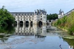 Château de Chenonceau (JG Photographies) Tags: europe france french indreetloire château châteaudelaloire chenonceaux paysage cher jgphotographies canon7dmarkii châteaudechenonceau