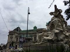 Volkstheater (brimidooley) Tags: volkstheater vienna vienne wien theatre austria österreich oostenrijk autriche eu europe travel viedeň city citybreak tourism viena