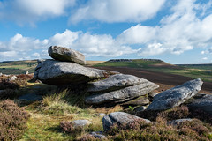 Higger Tor from Owler Tor (Simon Clifford-Smith) Tags: derbyshire england europe higgertor landscape panorama peakdistrict stanageedge surpriseview ngc simply superb
