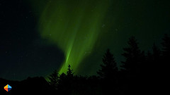 Northern Lights in Early Autumn (HendrikMorkel) Tags: campousland norway lofoten steigen auroraborealis northernlights astrometrydotnet:id=nova2773072 astrometrydotnet:status=solved