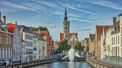 La Baleine - 5817 (ΨᗩSᗰIᘉᗴ HᗴᘉS +22 000 000 thx) Tags: bruges hensyasmine namur belgium europa aaa namuroise look photo friends be wow yasminehens interest intersting eu fr greatphotographers lanamuroise tellmeastory flickering