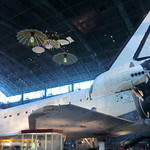NASA Space Shuttle DISCOVERY - 39 times in Space - the world record holder for most space missions thumbnail