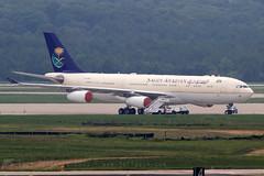 HZ-HMS2 A340-200 Saudi Government (JaffaPix +4 million views-thanks...) Tags: hzhms2 a340200 340 a342 airbus sv saudi government iad kiad dulles washingtondulles aircraft airplane aeroplane aviation davejefferys jaffapix jaffapixcom sva