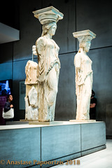 Athiná Godess (anastase.papoortzis) Tags: greece grécia hellas acrópolis museum athens athena statue greek