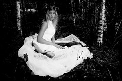 Daughter of the forest (michael blacklow) Tags: beauty beautiful daughter dark artphotography artistic portrait portraiture soul estonia esoteric lowkey feminine strange unusual nikon fineartphotography fineart photographicart emotive emotion symbolism symbolic psychology conceptual forest