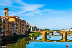 Ponte S.Trinita (al.min) Tags: firenze arno pontevecchio pontesantatrinita