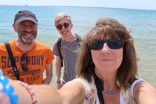 Selfie Seafront Shot!